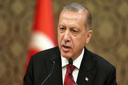 Erdoğan CHP'deki başörtülü kadınlar için 'vitrin mankeni' dedi