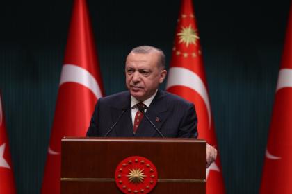 Erdoğan selin vurduğu Rize'de konuştu: Ne olur şu yamaçlarda 5-10 kat bina yapmayın