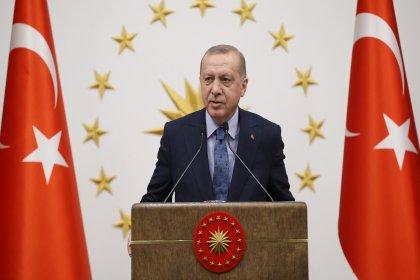 Erdoğan: Türkiye salgına rağmen kontak kapatmadı