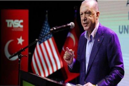 Erdoğan: Türkiye ve ABD ortak çıkarlara dayanan iki dost ve müttefik ülkedir
