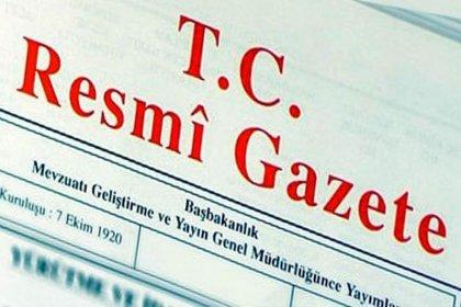 Erdoğan'dan bazı bakanlık ve kurumlara yeni atamalar