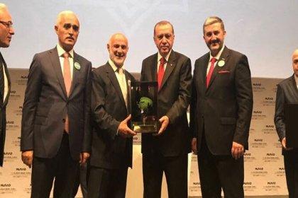 Erdoğan'ın arkadaşının vakfı vergiden muaf tutuldu