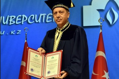 Erdoğan'ın girdiği üniversite sınavının sonuç belgesinin açıklanması için ÖSYM'ye başvuruldu