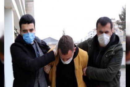 Eski eşine şiddet uygulayan saldırgan tutuklandı