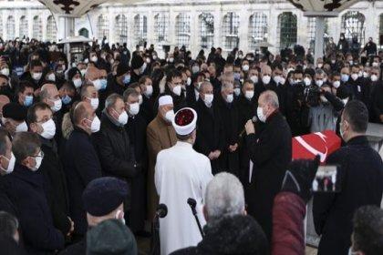 Eski İBB Başkanı Kadir Topbaş toprağa verildi