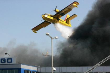 Eski İBB yetkilisi: Belediyenin yangın uçakları vardı, elimizden aldılar