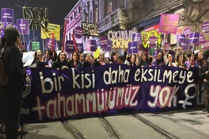 Eylül ayında 26 kadın, erkekler tarafından öldürüldü