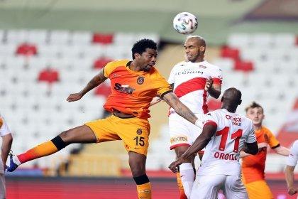 F.T. Antalyaspor 0-1 Galatasaray