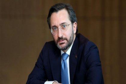 Fahrettin Altun: 15 Temmuz anma programlarımızın sloganını 'Türkiye Geçilmez' olarak belirledik