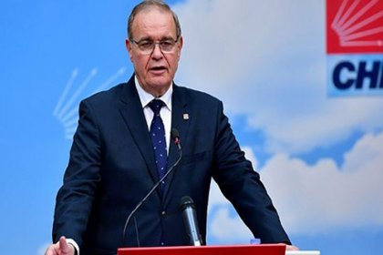CHP Sözcüsü Özrtak'tan AKP Genel Başkanı Erdoğan'a: Milletin başına taş olup yağdınız