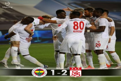 Fenerbahçe 1-2 D.G. Sivasspor