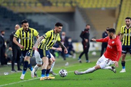 Fenerbahçe 3-1 Gaziantep