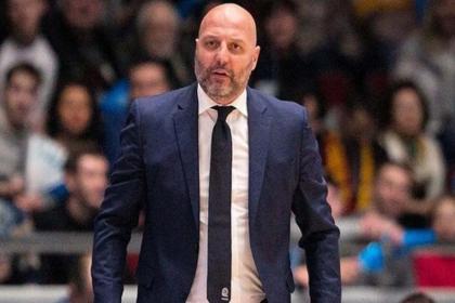 Fenerbahçe basketbol takımının yeni koçu Aleksandar Djordjevic oldu
