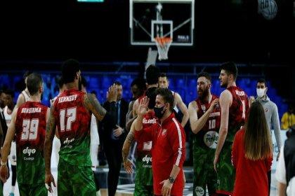 FIBA Şampiyonlar Ligi çeyrek finalinde Era Nymburk'u 84-73 yenen Pınar Karşıyaka yarı finalde