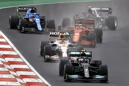 Formula 1 Türkiye GP'de zafer Valtteri Bottas'ın oldu