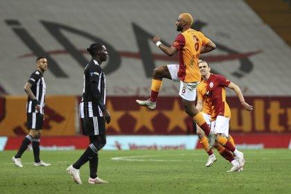 Galatasaray, Beşiktaş'ı 3 - 1 yendi