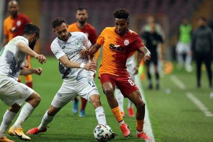 Galatasaray, İttifak Holding Konyaspor'u 1-0 yendi