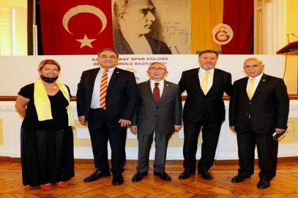 Galatasaray'da 3 yıllığına Divan Kurulu Başkanlığına Aykutalp Derkan seçildi