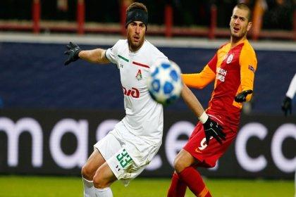 Galatasaray'ın Lokomotiv Moskova maçı kadrosu belli oldu