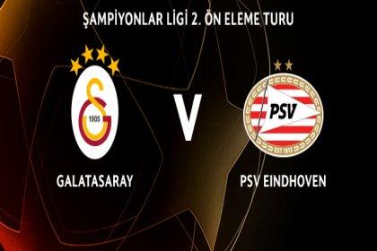 Galatasaray'ın Şampiyonlar Ligi'ndeki rakibi PSV Eindhoven oldu