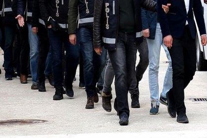 Gaziantep merkezli 15 ilde IŞİD operasyonu: 35 gözaltı