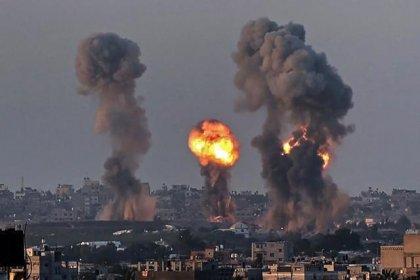 Gazze'de gece 02.00'da ateşkes başladı