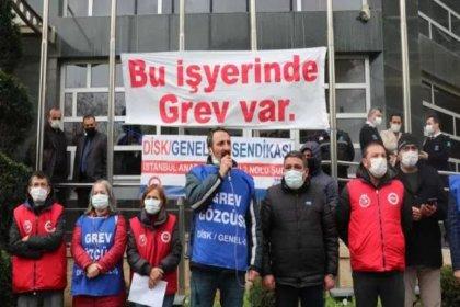 Genel İş sendikası Maltepe Belediyesi'nde toplu iş sözleşmesi görüşmelerinde anlaşma sağlandığını ve grevinin sonlandırdığını açıkladı