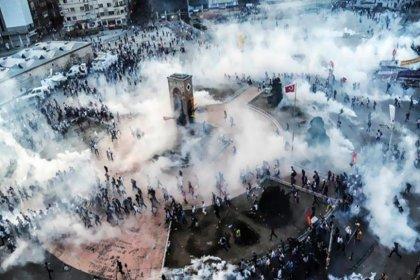 Gezi direnişinin 8'inci yıl dönümü