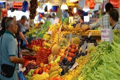 Gıda fiyatları son bir yılda yüzde 35.7 oranında arttı