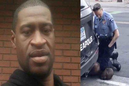 Gözaltına alınırken polis tarafından öldürülen George Floyd'un ailesine 27 milyon dolar tazminat ödenecek