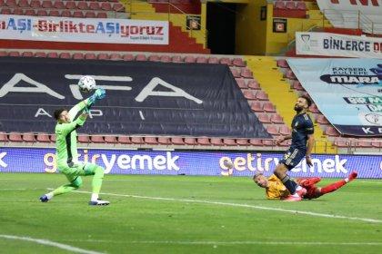 H.K. Kayserispor 1-1 Fenerbahçe