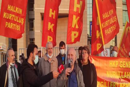 'Hakim, Erdoğan'a hakaret davasında duruşmadan kaçtı'