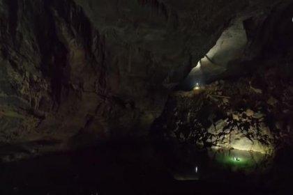 Hang Son Doong Mağarası 3 milyon yaşında