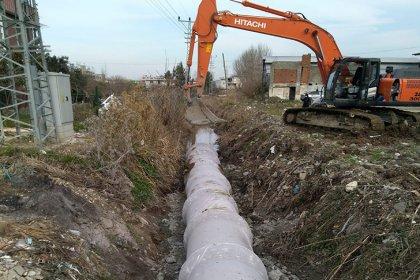 Hatay Büyükşehir Belediyesi altyapı ve üstyapı çalışmalarını il genelinde sürdürüyor