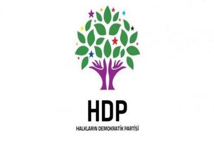 HDP'den Fahrettin Altun'a: Kimse sebep olduğu kan ve gözyaşını HDP'ye dil uzatarak temizleyemez