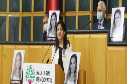 HDP'li Buldan: İktidarın küçük ortağı katil ile dil birliği yaptı, İzmir katliamını açıkça üstlendi