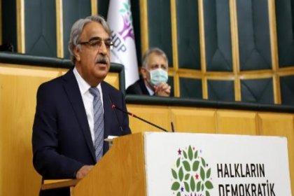 HDP'li Sancar: Bahçeli, AYM'yi tehdit ediyor