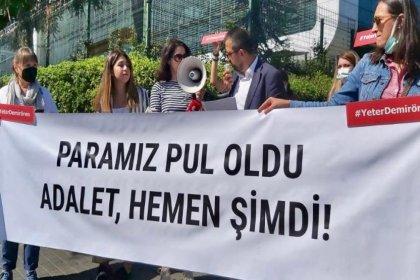 Hürriyet gazetesinde işten çıkarılan 45 gazeteci haklarını 2 yıldır alamıyor: 'Paramız pul oldu, adalet hemen şimdi'