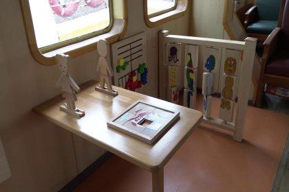 İBB, şehir hatlarındaki 9 vapura çocuk oyun alanı kurdu