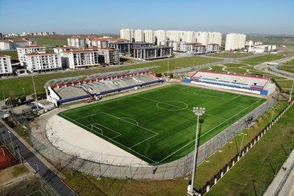 İBB, Silivri Müjdat Gürsü Stadı'nı yeniliyor