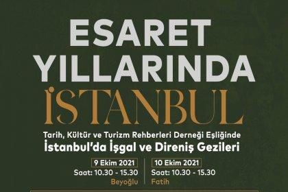 İBB'den Beyoğlu ve Fatih'te 'tarih' turu