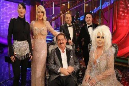 'İbo Show'da Seda Sayan Ahmet Kaya şarkısı söylemek için izin istiyor, Serdar Ortaç şarkıya eşlik ediyor. Ah balık hafızalı ülkem benim'