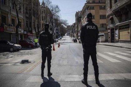 İçişleri Bakanlığı'ndan hafta sonu sokağa çıkma yasağı açıklaması