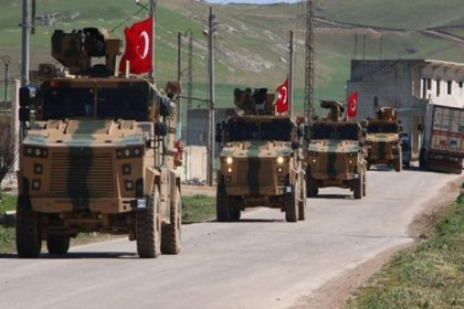İdlib'de TSK konvoyuna saldırı iddiası