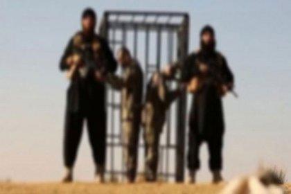 'İki askerin yakılma fetvasını veren IŞİD kadısı tutuksuz yargılanıyor'