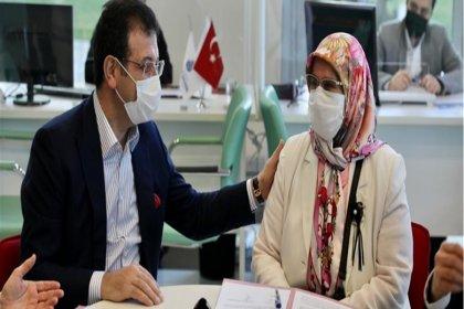İmamoğlu: 'İstanbul'a ve Türkiye'ye örnek bir iş yapacağız'