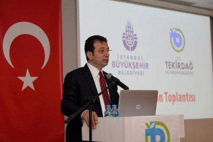 İmamoğlu: Marmara iyi planlanırsa Türkiye soluk alır