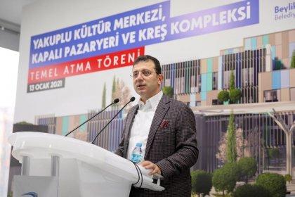 İmamoğlu: Oy versin, vermesin vatandaşla ilişkimiz değişmeyecek