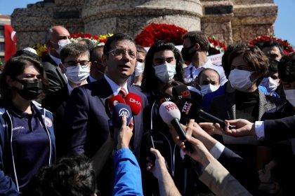 İmamoğlu'ndan 19 Mayıs töreninde genelge çağrısı: Bayramlardaki bu tören düzensizliğini giderin