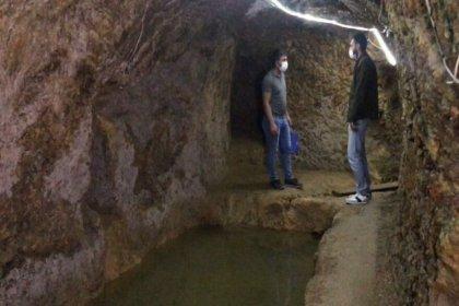 İnşaat kazısında 3 bin yıllık yer altı şehri keşfedildi